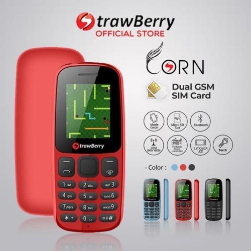 Foto Produk [FS] Strawberry - Corn / Candybar / Handphone Murah / Kamera Digital dari prayoga cell