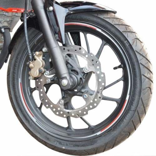 Foto Produk Sticker Velg Wheel Sticker Rgrey CB150R StreetFire K15(871X0K15MRGRE) dari Honda Cengkareng