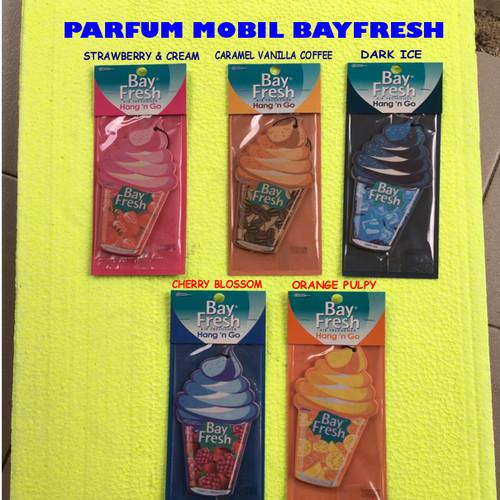 Foto Produk BAYFRESH PENGHARUM MOBIL HANG N GO ANEKA AROMA KEMASAN PRAKTIS dari CAKRA DEWA