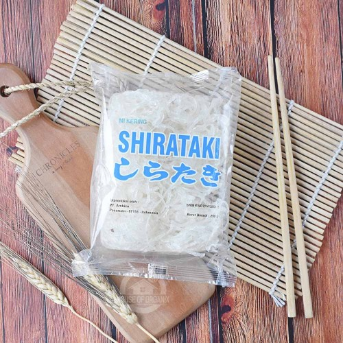 Foto Produk Dry Shirataki - Mie Kering Shirataki 250 Gr dari House Of Organix