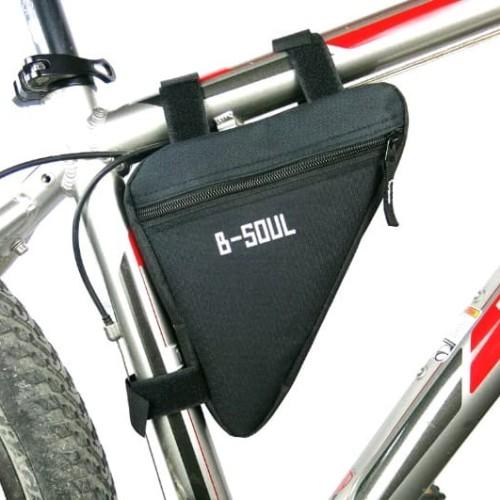 Foto Produk TAS SEGITIGA DI SEPEDA - B SOUL TRIANGLE BICYCLE BAG dari Bro & Sis Jakarta