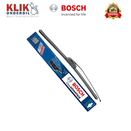 Foto Produk Bosch Wiper Frameless Mobil New Clear Advantage 24 dari BOSCH by Klik Onderdil