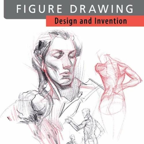Foto Produk Figure Drawing - Design and Invention Michael Hampton dari TOA Graphic Books