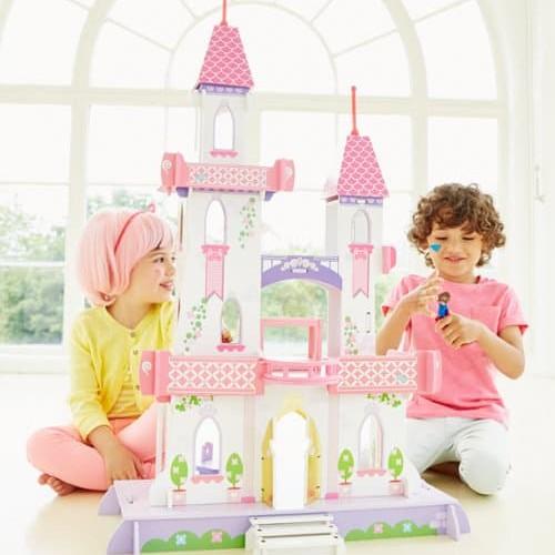 Foto Produk ELC Fairy Castle - Rumah Boneka dari Macii and Miomio