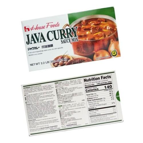 Foto Produk Java Curry 1 kg dari Toko 3 Rasa