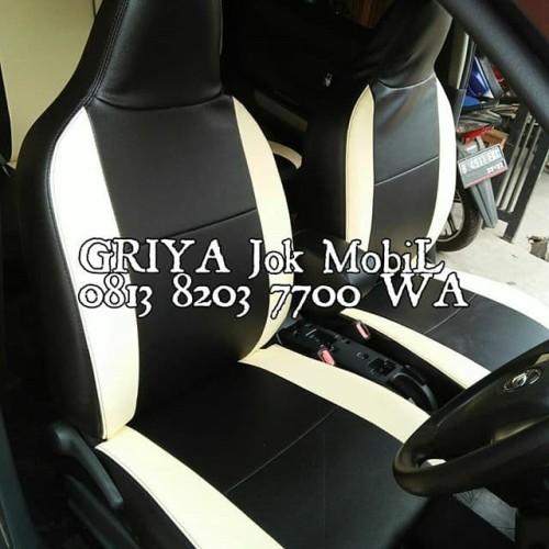 Foto Produk Sarung Jok Mobil Calya Ssrung Jok Mobil Sigra Fullset HARGA GROSIR dari GRIYA JOK MOBIL