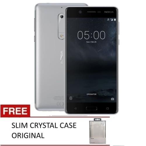 Foto Produk Nokia 5 Android - 5.2 inchi - 4G - RAM 3GB/16GB - Garansi Resmi dari New Lucky Cell