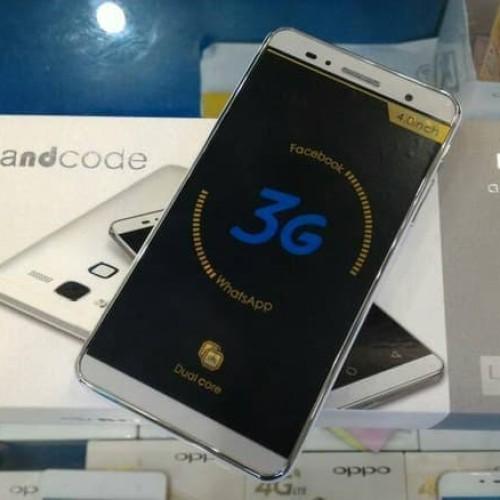 Foto Produk HANDPHONE HP ANDROID MURAH 3G 4GB BRANDCODE B4S dari istanah phone