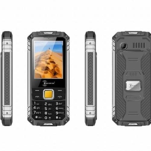 Foto Produk NEW KEN MOBILE R7710 2500 mAh / HANDPHONE OUTDOOR MURAH dari istanah phone