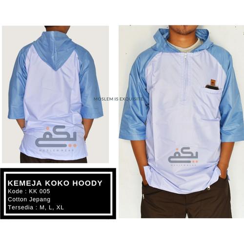 Foto Produk Baju Koko HOODIE Muslim - Pria dari HAVI Store