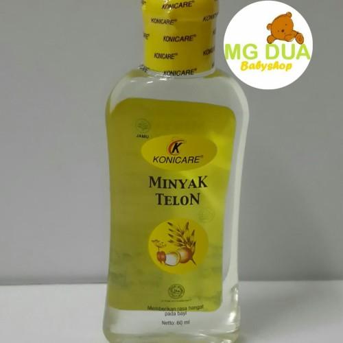 Foto Produk Konicare Minyak Telon 60ml dari MG DUA Babyshop