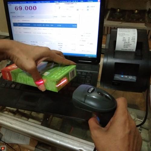 Foto Produk Paket Kasir Printer & Scanner & Software Solusi Toko 2.0 dari solusiprogramcom