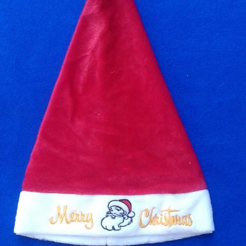 Foto Produk Topi Anak / Perayaan Natal Merry Christmas dari Kyuti
