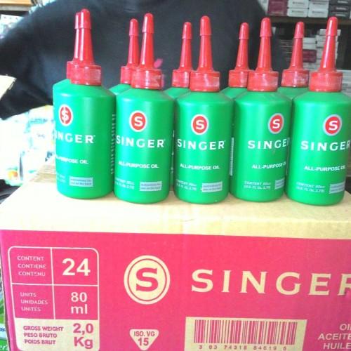Foto Produk Minyak serbaguna SINGER per kotak dari Anto Jaya