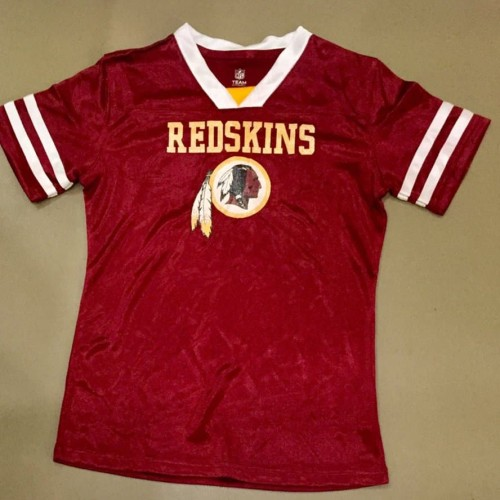 Foto Produk Kaos Nfl cewek Redskins - Merah, M dari au'let