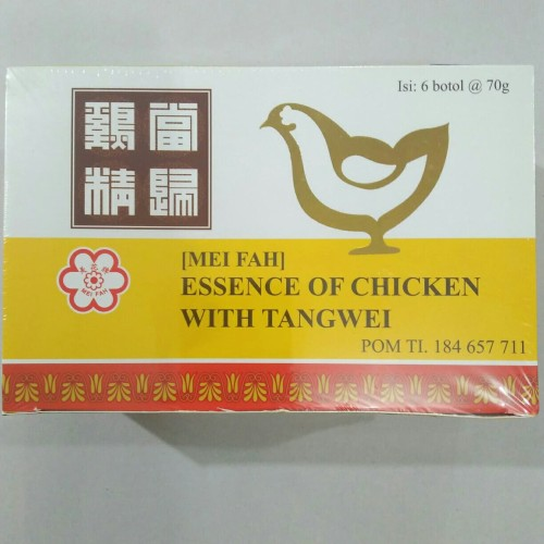 Foto Produk Saripati Ayam / Essence of Chicken With Tangwei - Mei Fah Brand dari Toko Ayam Mas