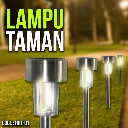 Jual Lampu Taman Led Tenaga Surya Portable Jakarta Utara Lit Store Tokopedia