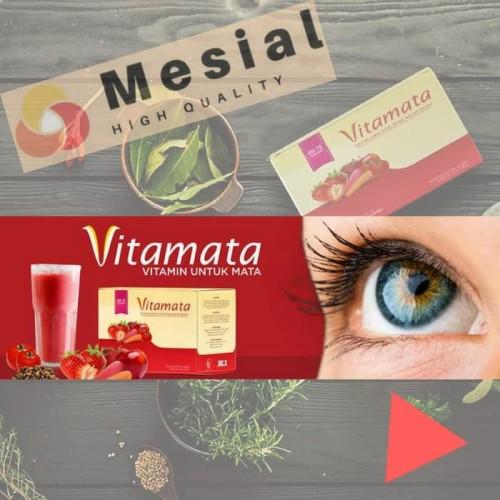 Foto Produk VITAMATA / vitamin mata/ nutrisi tubuh dari Kamilafardha Store
