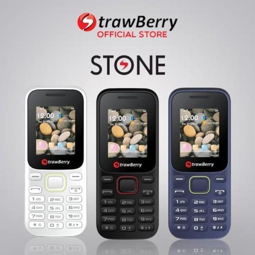 Foto Produk [FS] Strawberry - Stone / Candybar / Handphone Murah / Kamera Digital dari voucher cellular