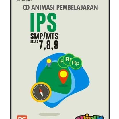 Foto Produk CD IPS KELAS 7 8 9 SMP/MTs dari SMART EDUMEDIA