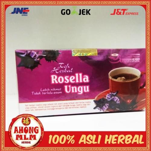 Foto Produk Herbal Teh Rosella Ungu dari ahong mlm