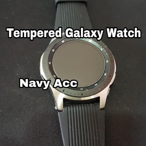 Foto Produk Tempered Glass Samsung Galaxy Watch 46mm - Tempered Galaxy Watch 46mm dari Navy Acc