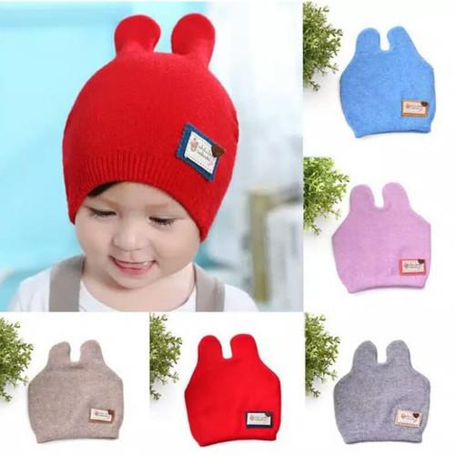 Foto Produk Topi rajut import beanie hat dari Kusuma Fashionstore