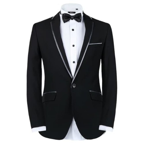 Foto Produk Korea Style Jas Pria Formal Double Button dari Toko Cashku