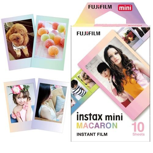 Foto Produk Refill Instax Mini Instant Film Macaroon Motif isi 10 lembar dari Milo Shoes