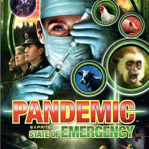 Foto Produk Pandemic: State of Emergency ( Original ) Board Game Expansion dari Toko Board Game