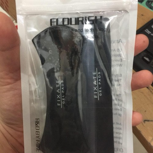 Foto Produk Flourish Lama Fixate Gel pads Nano rubber Tempelan HP dari Z ACC