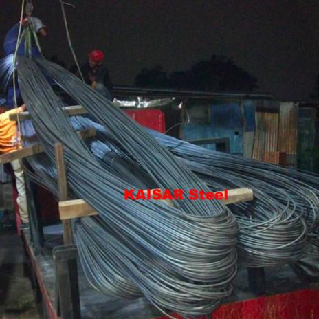 Foto Produk Besi Beton Polos 8mm full SNI dari KAISAR Steel