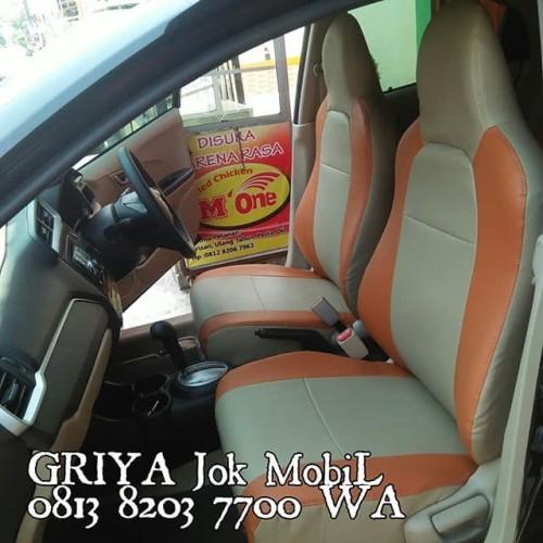 Foto Produk Sarung Jok Mobil Brio HARGA PROMO Hanya di TOKOPEDIA dari GRIYA JOK MOBIL