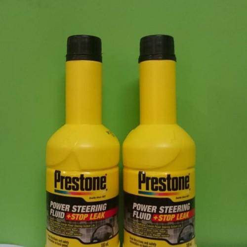 Foto Produk Oli POWER STEERING PRESTONE STOP LEAK 300 ml dari varellautoshop