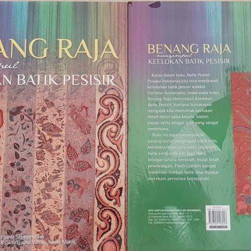 Foto Produk Buku Hard Cover Benang Raja Menyimpul Keelokan Batik Pesisir Ori Segel dari Exyo Online Shop