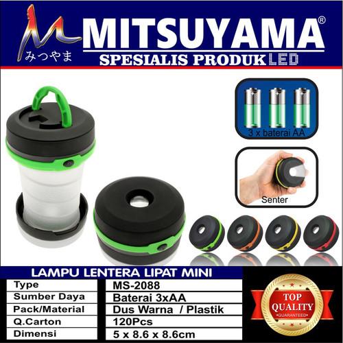 Foto Produk lampu lentera lipat mini dari grosirltc