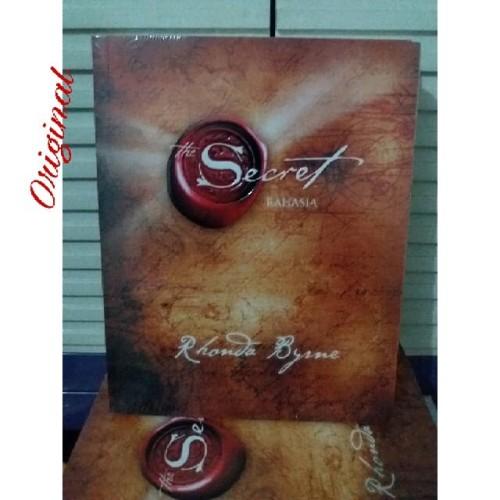 Foto Produk Original Buku The Secret Rhonda Byrne dari Showroom Books