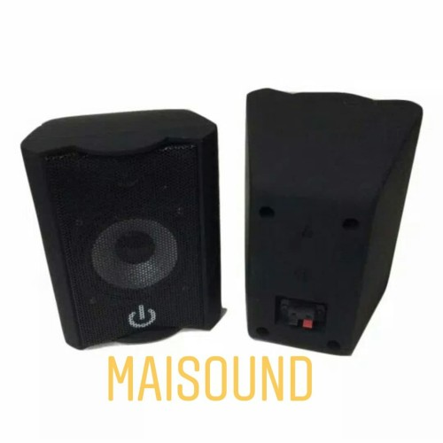 Foto Produk Speaker 4 Inch Pasif Crimson CR-402 CR402 CR 402 2 Way Monitor dari Maisound