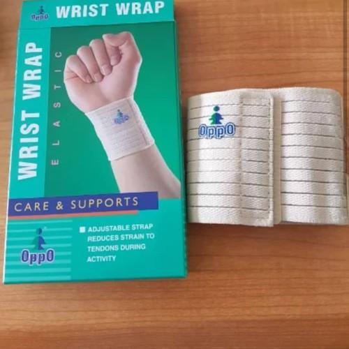 Foto Produk Oppo 2181 Wrist Warp Deker Pergelangan Tangan dari karya mandiri medika