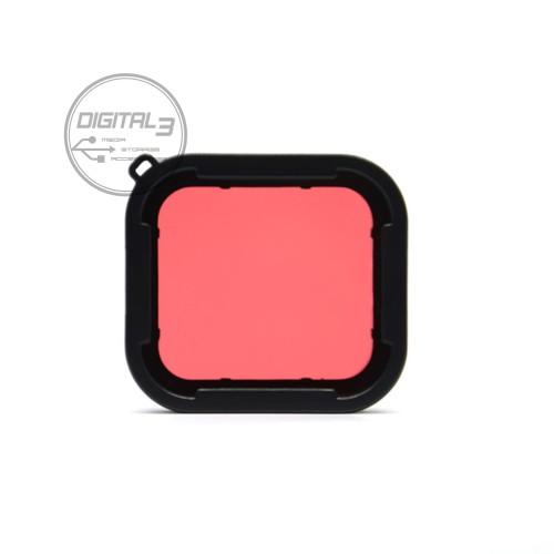 Foto Produk Red Filter Hero 5 & Hero 6 Black (ORIGINAL SUPER SUIT) dari digital 3