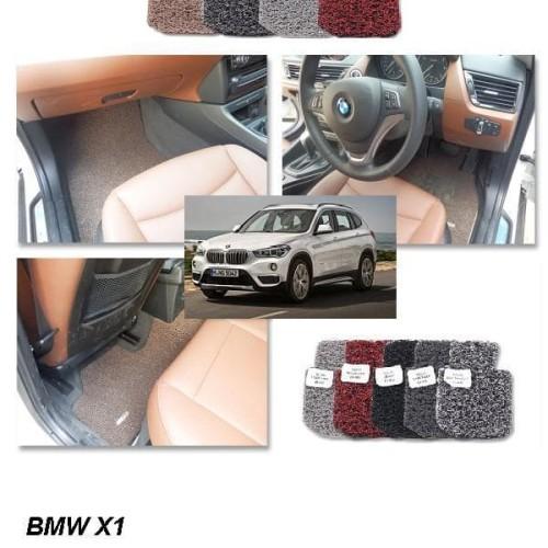 Foto Produk Karpet Comfort Deluxe Khusus Mobil BMW X1 2016 up 2 baris dari Boss Aksesoris Mobil