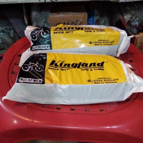Foto Produk Ban Dalam 26 x 1.95 Sepeda United Kingland , American Valve dari Sekawan Sepeda