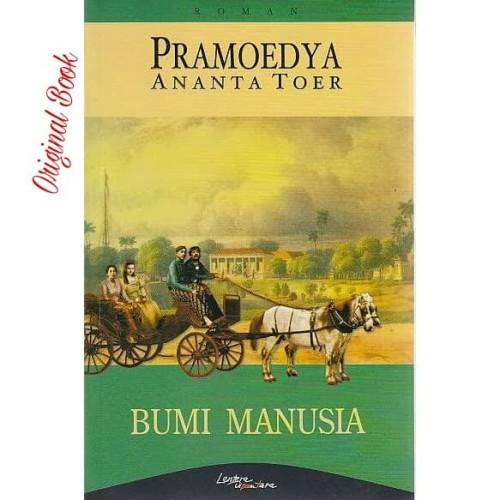 Foto Produk Buku Bumi Manusia Pramoedya Ananta Toer (Original) dari Astuti-shop