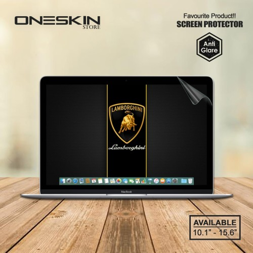 Foto Produk Anti Glare Screen Guard Laptop-Keyboard Protector-Garskin Handphone dari Oneskin Store