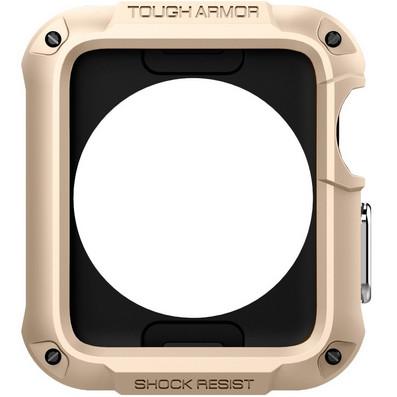 Foto Produk Case Bumper Spigen Tough Armor Bumper Apple Watch 42mm seri 1/2/3 OEM dari Roxy Acc