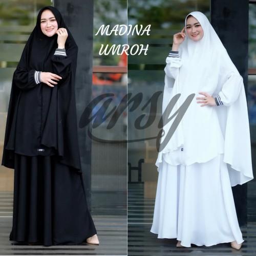 Foto Produk MADINA SYARI VOL 2 UMROH SERIES BY ARSY dari Annys Hijab