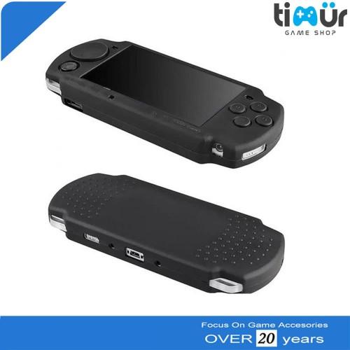 Foto Produk Silikon Silicone kondom PSP Slim 2000 3000 Hitam dari Timur Game Shop