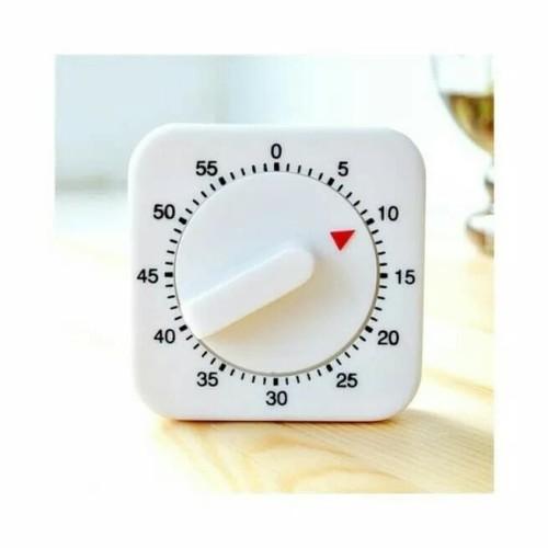 Foto Produk Timer Alarm Mekanik Masak Dapur Pengingat Masakan dari YULIWARA Olshop