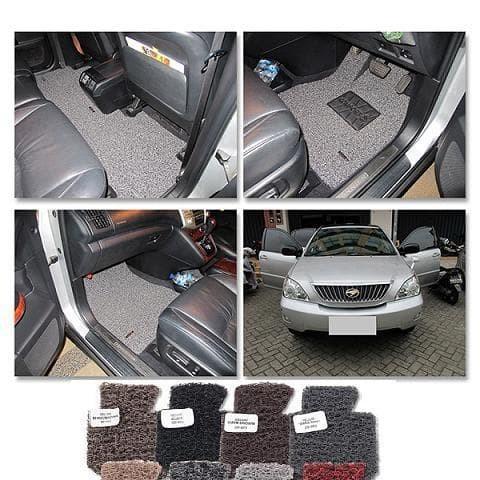 Foto Produk Karpet Comfort Deluxe Khusus Toyota Harrier All New 2 Baris dari Boss Aksesoris Mobil