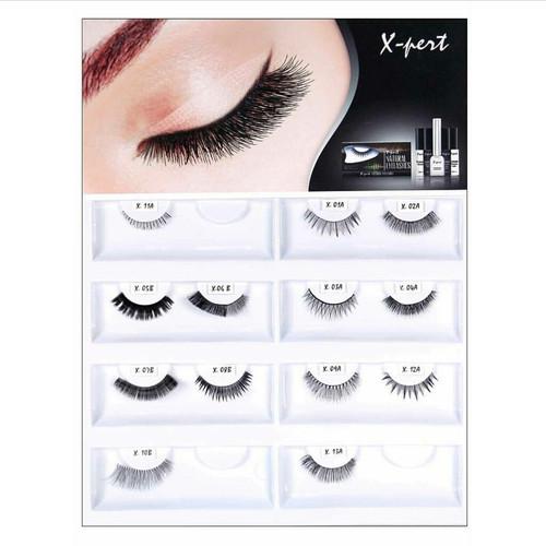 Foto Produk Xpert Expert Natural Eyelashes Bulu Mata Palsu kode A dari Miracle Garage